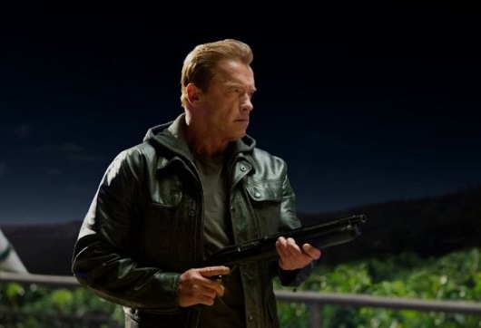 Arnold Schwarzenegger Joins Kung Fury