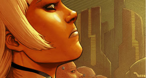 Athena IX #1 review