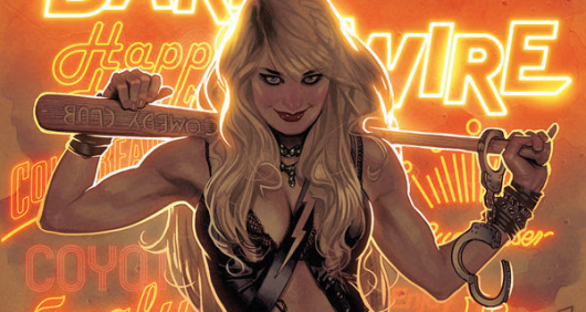 Barb Wire #1 review header