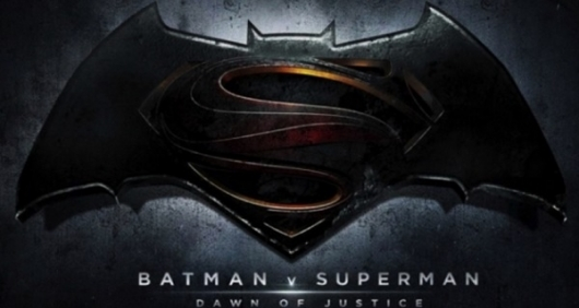 Batman v Superman: Dawn of Justice Title Card