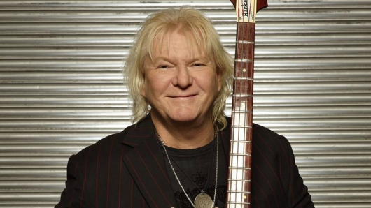 Chris Squire of Yes
