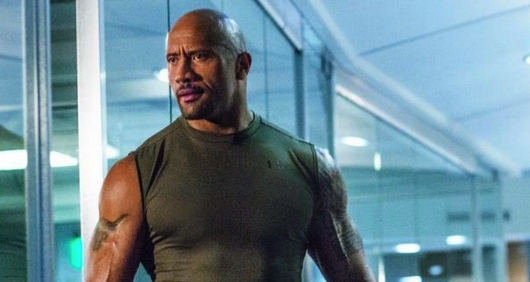 Dwayne Johnson will star in Jungle Cruise