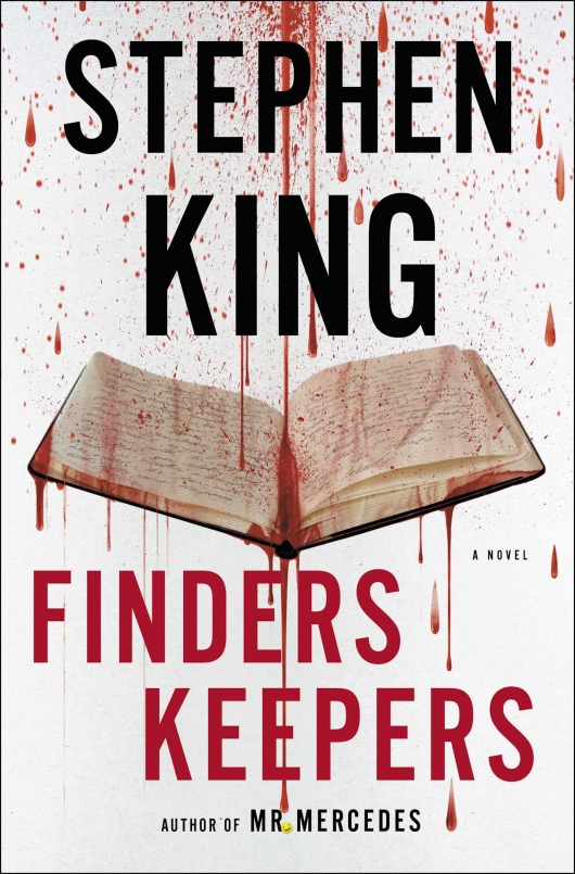 Finders Keepers Stephen King Cover