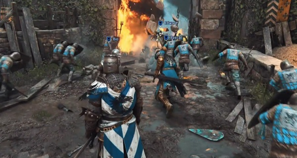 Ubisoft's For Honor
