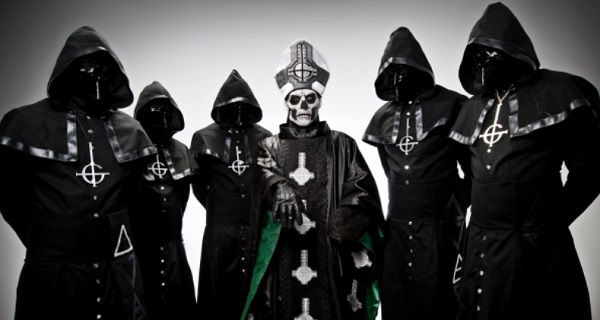 Ghost B.C. Band Photo