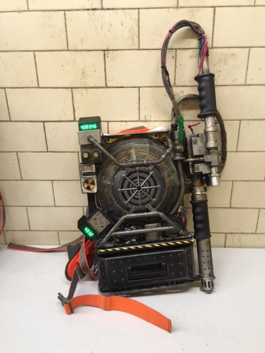 Ghostbusters Reboot Proton Pack