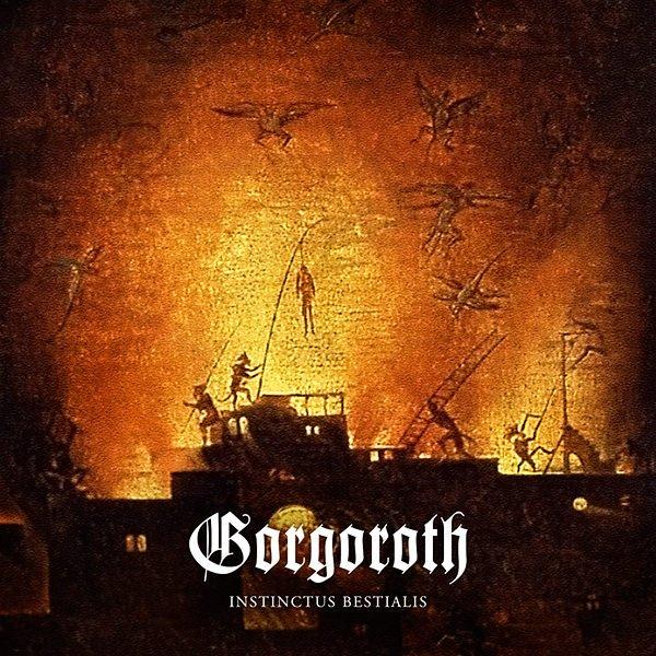 Gorgoroth Instinctus Bestialis Album Cover