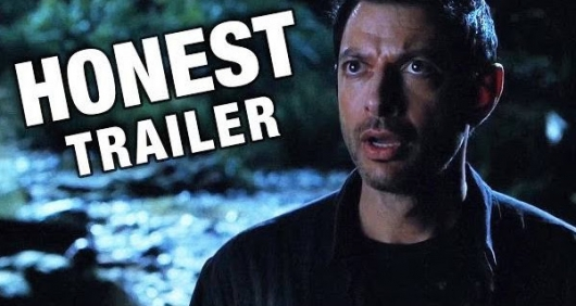 Honest Trailers Lost World Jurassic Park