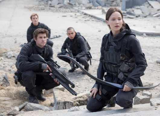 The Hunger Games Mockingjay - Part 2 Image