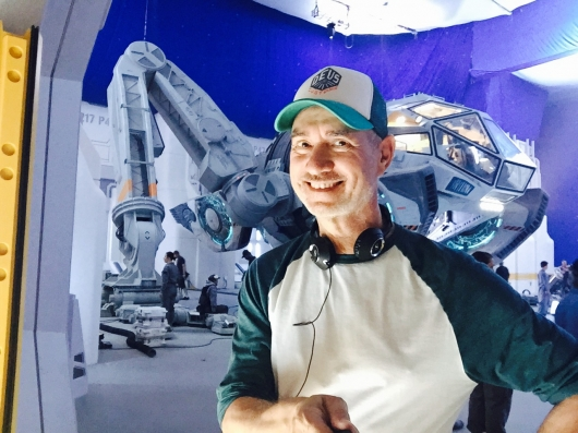 Independence Day: Resurgence Set Photo #2