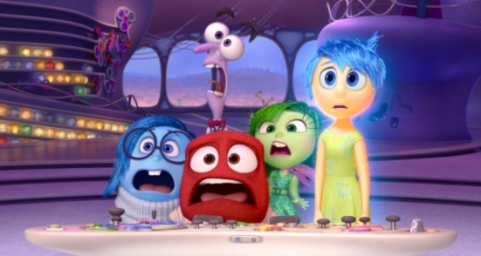 Disney Pixar's INSIDE OUT movie review