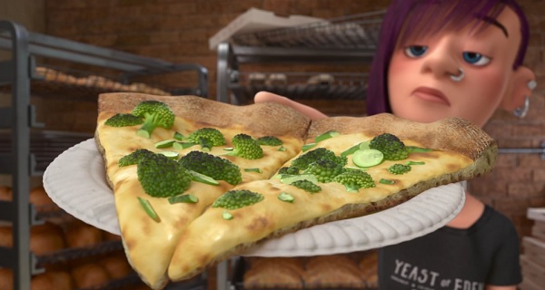 """Inside Out Clip """"Pizza"""""""