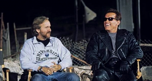 James Cameron in Terminator
