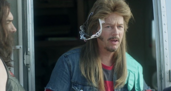 David Spade in Joe Dirt 2: Beautiful Loser