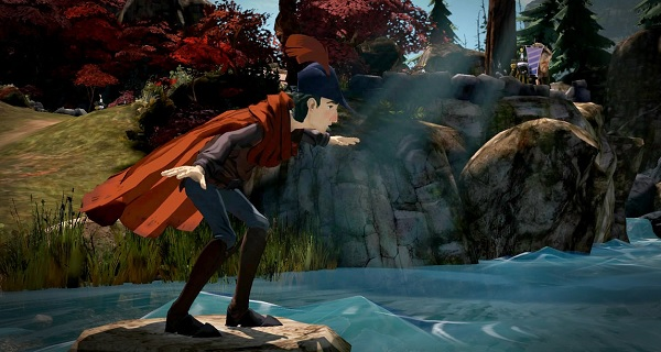 The Odd Gentlemen's King's Quest