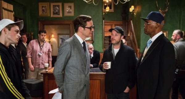 Kingsman Header