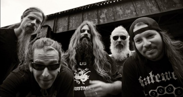 Lamb Of God Band Photo