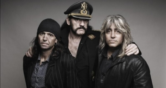 Motorhead Band Photo