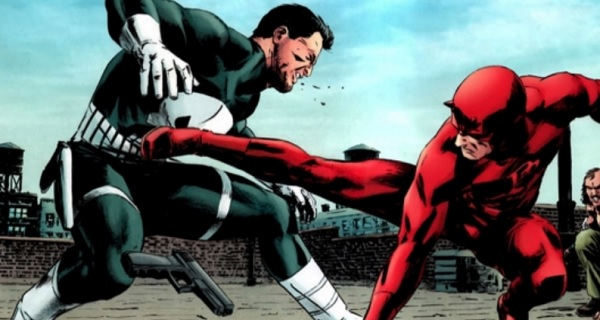 Punisher vs. Daredevil Header