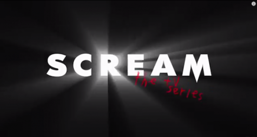 Scream The TV Series Header