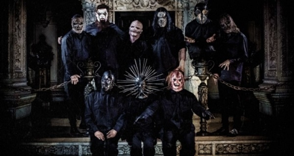 Slipknot Band Photo 2015