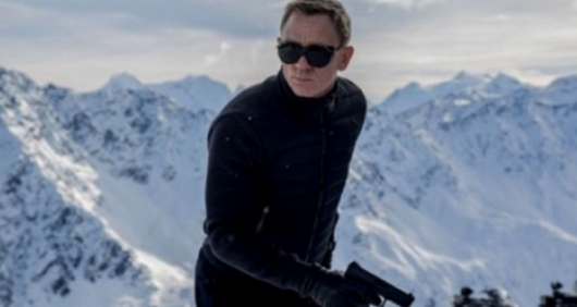 Radiohead does James Bond Spectre song Daniel Craig