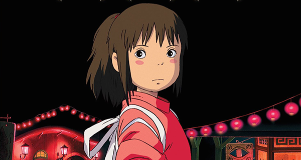 Spirited Away Blu-ray