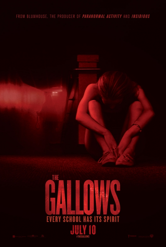 The Gallows, from Blumhouse Productions and Warner Bros.