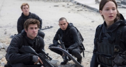 The Hunger Games Mockingjay - Part 2 Header Image