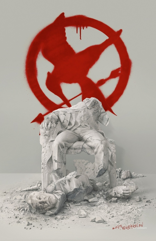 The Hunger Games Mockingjay - Part 2 Poster