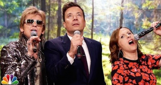 The Tonight Show Starring Jimmy Fallon Denis Leary Molly Shannon