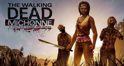 Telltale's The Walking Dead: Michonne