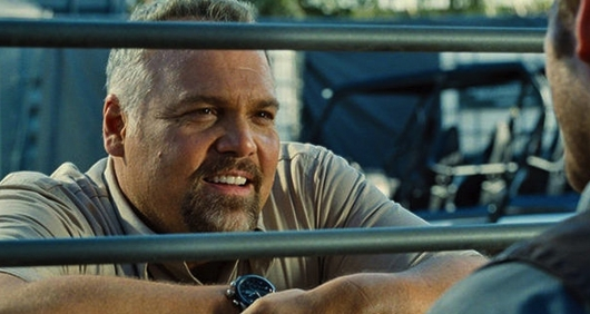 Vincent D'Onofrio in Jurassic World