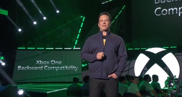 E3 2015 Xbox One Backward Compatibility