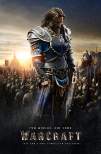 Warcraft Movie: Lothar Character Poster
