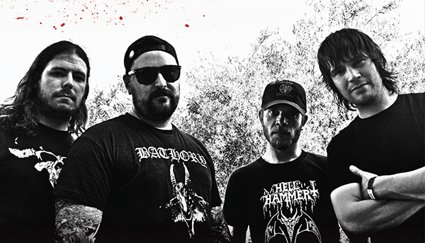All Pigs Must Die Band Photo