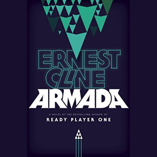 Armada audiobook cover
