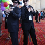 Blues Brothers cosplay