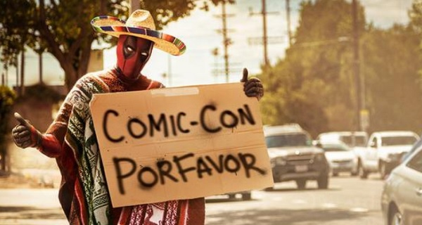 Deadpool Comic-Con