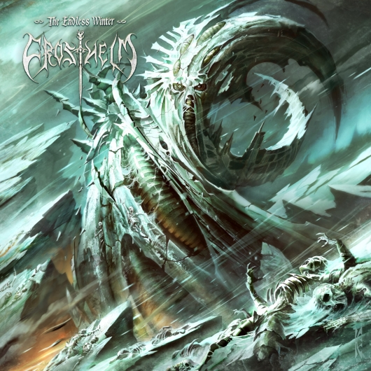 Frosthelm The Endless Winter Album Cover