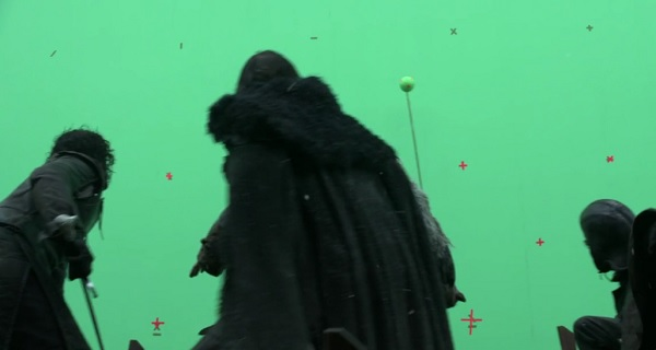"""Game of Thrones """"Hardhome"""" Special Effects"""