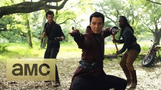 Into The Badlands Comic-Con AMC