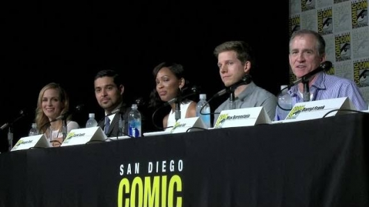 Minority Report Panel Comic-Con