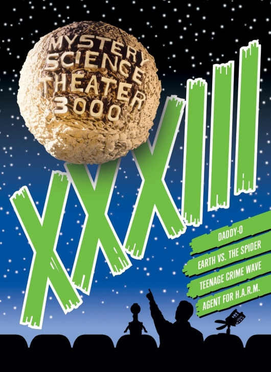 DVD Review: MST3K: Volume XXXIII