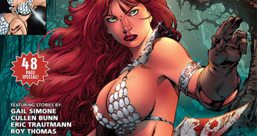 Red Sonja 1973 review header