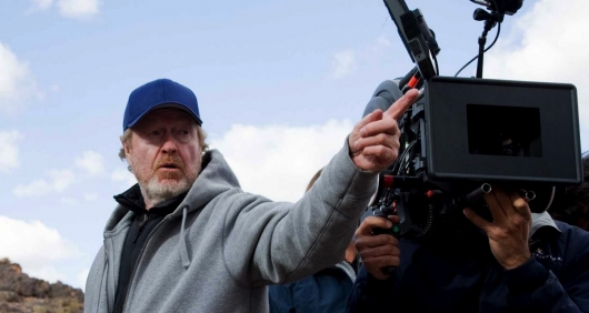 Ridley Scott in talks for Merlin saga