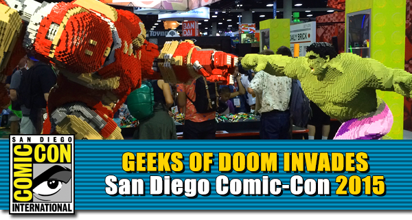 SDCC 2015 Preview Night