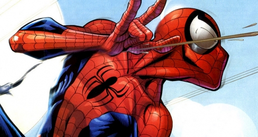 Spider-Man header