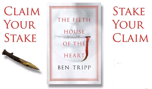 The Fifth House of the Heart by Ben Tripp header