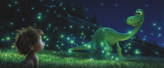 Pixar The Good Dinosaur